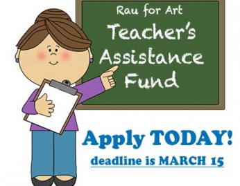 Teacher's Assistance Fund Application